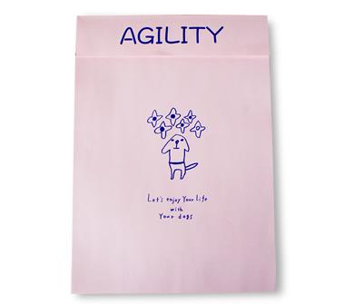 アジリティー練習帳