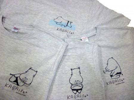 かば井さん Tシャツ